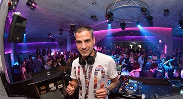 corfu dj molinari parties events